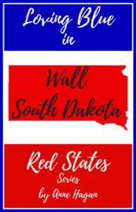 Loving Blue in Red States: Wall South Dakota