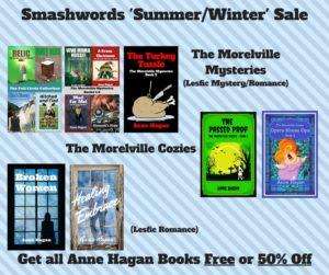 Smashwords Summer-Winter Sale