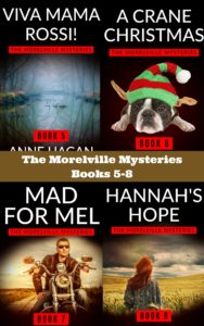 The Morelville Mysteries - Books 5-8 Collection
